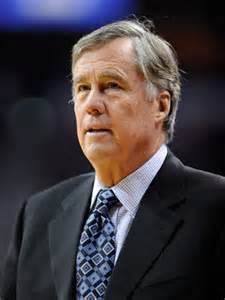 Mike Montgomery coached the Golden State Warriors, Stanford and Cal.